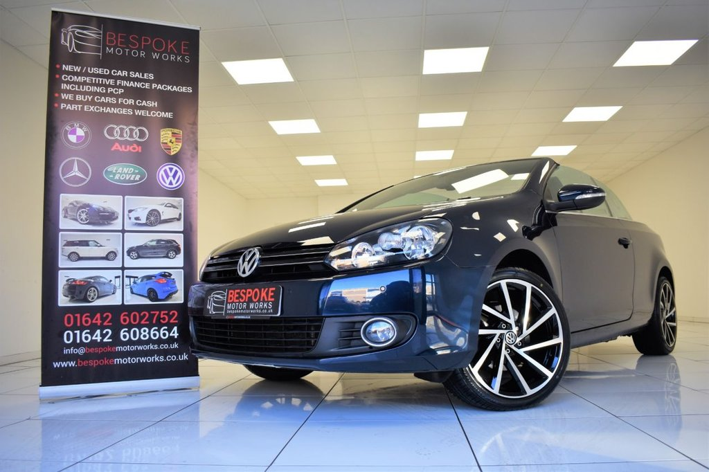 USED 2015 15 VOLKSWAGEN GOLF 1.6 SE TDI BLUEMOTION TECHNOLOGY