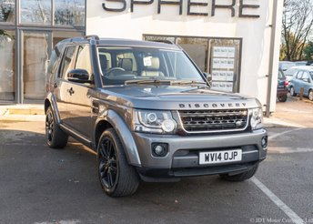 2014 LAND ROVER DISCOVERY 3.0 SDV6 XS 5d 255 BHP £22990.00