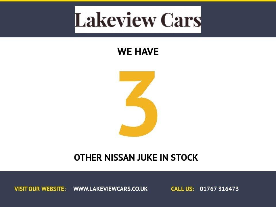 USED 2016 66 NISSAN JUKE 1.2 ACENTA DIG-T 5d 115 BHP