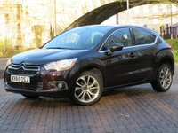 USED 2015 65 DS DS 4 1.6 BLUEHDI DSTYLE NAV S/S 5d 118 BHP