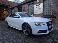 2012 AUDI A5 2.0 TDI BLACK EDITION 2d 177 BHP £11995.00
