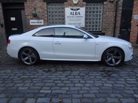 USED 2012 12 AUDI A5 2.0 TDI BLACK EDITION 2d 177 BHP (Only Covered 36700 Miles)