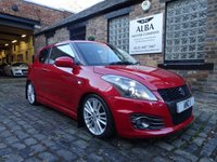 2013 SUZUKI SWIFT 1.6 SPORT 3d 134 BHP £4995.00