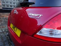 USED 2013 13 SUZUKI SWIFT 1.6 SPORT 3d 134 BHP (Now Sold)