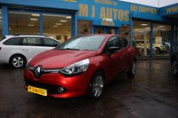 USED 2015 65 RENAULT CLIO 1.5 DYNAMIQUE NAV DCI 5dr 89 BHP NEED FINANCE??? APPLY WITH US!!! BEST USED CAR FINANCE RATES AVAILABLE HERE
