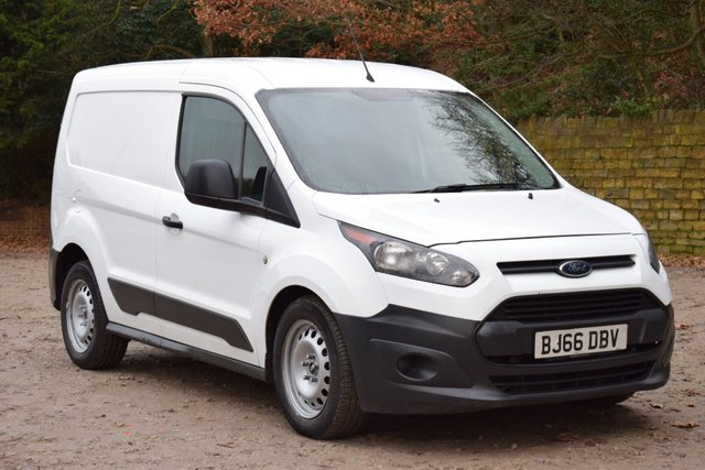 USED 2016 66 FORD TRANSIT CONNECT 1.5 200 P/V 100 BHP