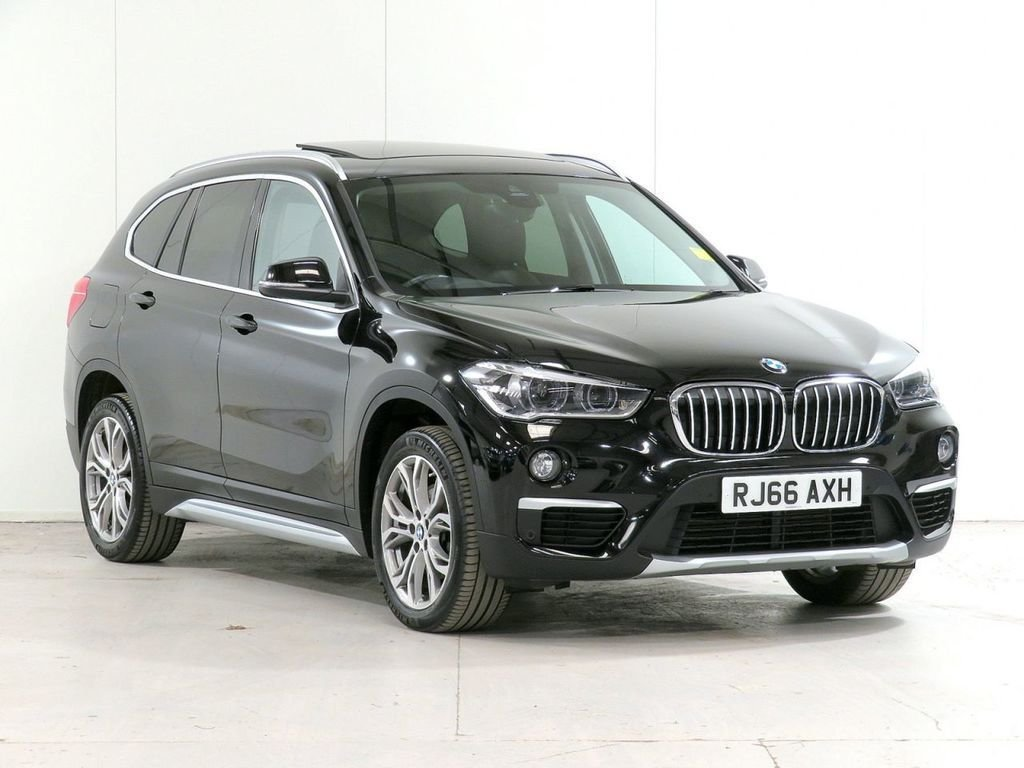 USED 2016 66 BMW X1 2.0 sDrive18d xLine [1,995 OPTIONS] **1,995 EXTRAS**HOME-DELIVERY