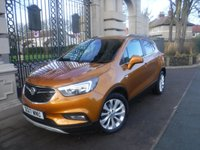 USED 2017 17 VAUXHALL MOKKA X 1.4 ELITE S/S 5d 138 BHP *FINANCE ARRANGED*PART EXCHANGE WELCOME*LEATHER*CRUISE*APPLE PLAY*S/S*VAUXHALL WARRANTY UNTIL APRIL 2020