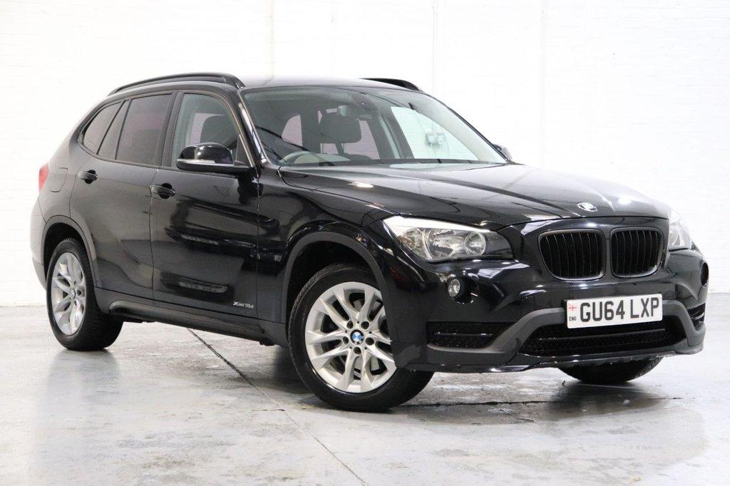 USED 2014 64 BMW X1 2.0 XDRIVE18D SPORT 5d 141 BHP Parking Aid + Dab +Bluetooth + Fsh
