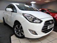 2016 HYUNDAI IX20 1.4 SE BLUE DRIVE 5d 89 BHP £6950.00