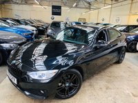USED 2015 15 BMW 4 SERIES 2.0 418d SE Gran Coupe (s/s) 5dr BLACK PACK+ MSPORT 18S+HTD STS