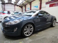 USED 2010 60 PEUGEOT RCZ 1.6 THP GT 2dr ***40000 MILES F/S/H***