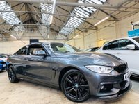 USED 2016 66 BMW 4 SERIES 3.0 430d M Sport xDrive 2dr PERFORMANCE KIT ++ 4WD + 19S