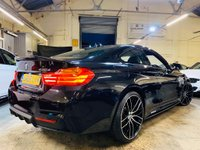 USED 2016 66 BMW 4 SERIES 3.0 430d M Sport xDrive 2dr PERFORMANCE KIT 20S 1OWNER 4WD