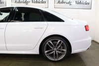 USED 2016 66 AUDI A6 2.0 TDI ultra Black Edition S Tronic (s/s) 4dr 1 OWNER! FULL AUDI HISTORY!