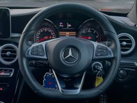 USED 2014 64 MERCEDES-BENZ C CLASS 2.1 C220 CDI BlueTEC AMG Line G-Tronic+ (s/s) 4dr FMSH/AMGPack/RearCam