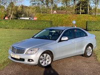 USED 2008 08 MERCEDES-BENZ C CLASS 1.8 C180 KOMPRESSOR SE 4d 155 BHP Full Merc History MOT 12/20 Full Mercedes Benz Service History, MOT 11/20, Recently Serviced, Unmarked Body+ Alloys, Bluetooth Handsfree, Excellent Fuel Economy, X2 Keys, X4 Matching Tyres, You Will Not Find A Better Example!
