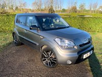 USED 2011 11 KIA SOUL 1.6 TEMPEST CRDI 5d 127 BHP Full Kia History, MOT 12/20 Full KIA Main Dealer Service History, Mot 12/20, Recently Serviced, Reverse Camera, Bluetooth Handsfree, Aircon, Rare Special Edition, 18In Diamond Cut Alloys, X4 Elec Windows, Elec Mirrors, Auto Lights On, Auto Wipers, Dimming Mirror, Full Carpet Mat Set, Drives And Looks Absolutely Spot On, You Will Not Be Dissapointed!