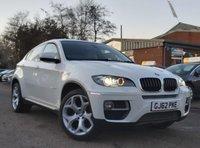 2012 BMW X6 3.0 XDRIVE30D 4d 241 BHP £16995.00