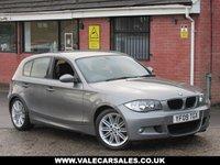 2009 BMW 1 SERIES 118D M SPORT (£30 ROAD TAX) 5dr £3990.00
