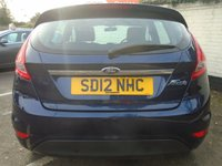 USED 2012 12 FORD FIESTA 1.2 ZETEC 5d 81 BHP GUARANTEED TO BEAT ANY 'WE BUY ANY CAR' VALUATION ON YOUR PART EXCHANGE