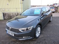 USED 2015 15 VOLKSWAGEN PASSAT 1.6 SE BUSINESS TDI BLUEMOTION TECHNOLOGY 5d 130 BHP 1 OWNER