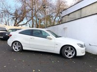 2010 MERCEDES-BENZ CLC CLASS 1.6 CLC 160 BLUEEFFICIENCY SPORT 3d 129 BHP £5795.00