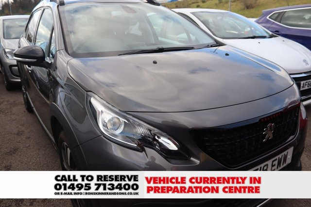 View our 2018 18 PEUGEOT 2008 1.6 BLUE HDI GT LINE 5d 100 BHP