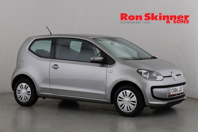View our 2014 64 VOLKSWAGEN UP 1.0 MOVE UP 3d 59 BHP
