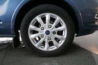 USED 2018 18 FORD TOURNEO CUSTOM 2.0 310 L1 Titanium 5dr (8 Seats) Luxury 9-seater MPV with Euro6