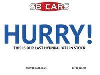 USED 2013 13 HYUNDAI IX35 1.7 PREMIUM CRDI 5d 114 BHP VERY SPACIUOS AND COMFORTABLE VEHICLE: