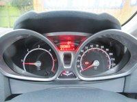 USED 2012 12 FORD FIESTA 1.6 ZETEC ECONETIC II TDCI 5d 94 BHP FREE ROAD TAX, AUX INPUT
