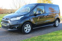 USED 2016 16 FORD TRANSIT CONNECT 1.5 240 LIMITED P/V 118 BHP EURO 6 + ONE OWNER - + Warranty -