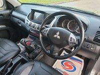 USED 2015 15 MITSUBISHI L200 2.5 DI-D 4X4 BARBARIAN LB DCB 175 BHP