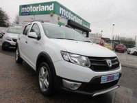 USED 2013 63 DACIA SANDERO 1.5 STEPWAY AMBIANCE DCI 5d 90 BHP ** 01543 454566 ** JUST ARRIVED **