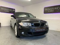 USED 2006 56 BMW 1 SERIES 1.6 116I M SPORT 5d 114 BHP