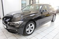 USED 2013 62 BMW 3 SERIES 2.0 320D SE AUTO 182 BHP CRUISE DAB B/TOOTH AUTO LIGHTS