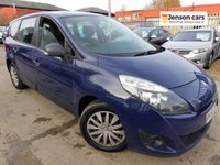 2010 RENAULT GRAND SCENIC 1.5 EXTREME DCI 5d 105 BHP £2690.00