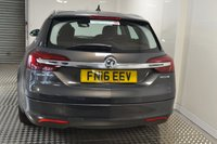 USED 2016 16 VAUXHALL INSIGNIA 1.6 TECH LINE CDTI ECOFLEX S/S 5d 134 BHP STUNNING INSIGNIA DIESEL ESTATE WITH SAT NAV AND £20 TAX