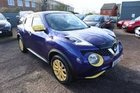 USED 2014 64 NISSAN JUKE 1.2 TEKNA DIG-T 5d 115 BHP NISSAN SERVICE HISTORY GREAT SPECIFICATION