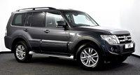 USED 2014 14 MITSUBISHI SHOGUN 3.2 DI-DC SG3 LWB SUV 5dr Auto Pan Roof, HDD Sat Nav, Rev Cam