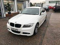 2009 BMW 3 SERIES 2.0 320D M SPORT 4d 175 BHP £4499.00