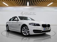 USED 2015 15 BMW 5 SERIES 2.0 518D SE 4d 148 BHP NO ULEZ CHARGE ON THIS VEHICLE
