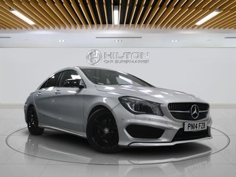 Used MERCEDES-BENZ CLA for sale in Leighton Buzzard