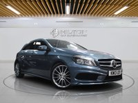 USED 2013 13 MERCEDES-BENZ A CLASS 2.1 A220 CDI BLUEEFFICIENCY AMG SPORT 5d 170 BHP NO ULEZ CHARGE ON THIS VEHICLE
