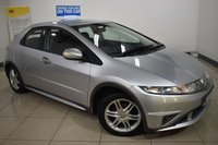 USED 2008 08 HONDA CIVIC 1.3 I-DSI SE PLUS 5d 82 BHP