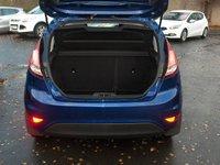 USED 2015 15 FORD FIESTA 1.0 ZETEC 5d 99 BHP