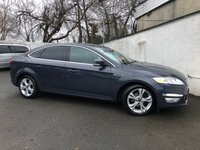 2014 FORD MONDEO 2.0 TITANIUM X BUSINESS EDITION TDCI 5d 138 BHP £7495.00