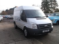 USED 2011 11 FORD TRANSIT 2.4 330 SHR 100 BHP Economical Van, Ready For Work, No Hidden VAT!