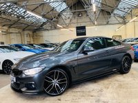 USED 2014 64 BMW 4 SERIES 2.0 420d M Sport xDrive 2dr 4WD 20 INCH ALLOYS 1OWNER